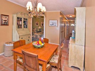 Fernandina Beach condo photo - Dining