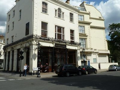The Victorian Prince Alfred Pub - a must to visit