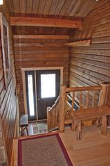 Breckenridge house photo - Entrance and stairs