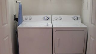 Windsor Hills condo photo - Washer, dryer, iron and ironing board all to make you feel at home