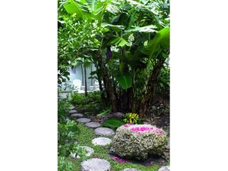 Coral Gables apartment photo - Garden view