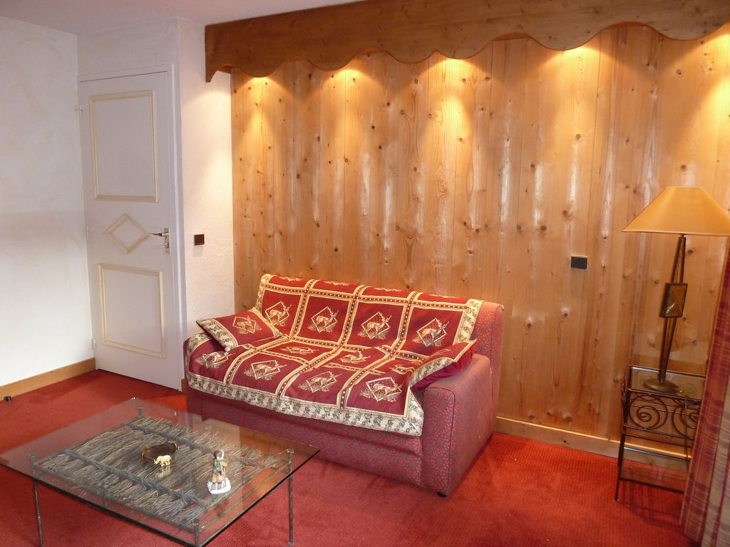 Holiday apartment, 40 square meters , Courchevel