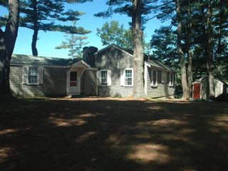 Sheepscot Village cottage photo - Front View of House