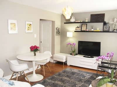 Dupont Circle condo rental