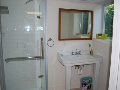 Point Lookout house rental - Bath for Twin Bedroom