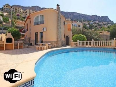 Calpe House, 5 rooms, 9 persons