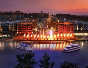 Branson Landing At Night 6mi