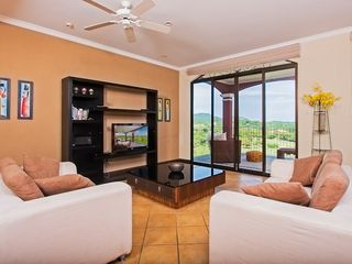 Playa Conchal condo photo - Another view of living area