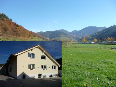 comfortable 3 room apartment overlooking the Belchen - Fewo Dietzelbach