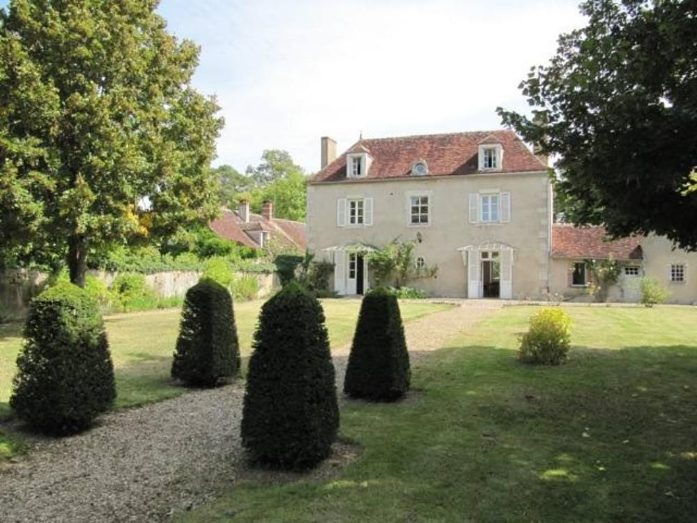 Maison de caract re en bourgogne yonne homelidays - Homelidays com france ...