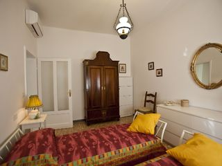 Bologna apartment photo - All beds have firm frames, mattresses. Double glazing grants total quiet.