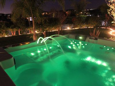 Castro Valley villa rental - West Coast Villa Enjoy our brand new hot tub