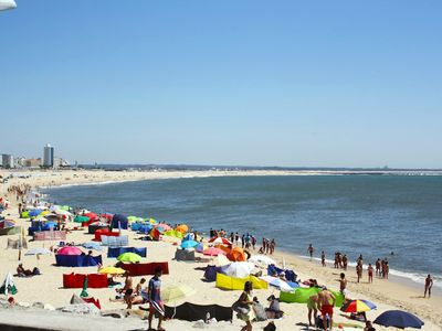 Buarcos/Figueira Da Foz Beach - Known as the Queen of the Beaches