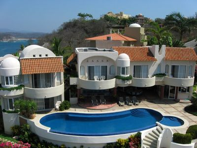 Spectacular Ocean View! Boutique Hotel includes Breakfast.