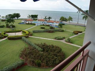 Cabo Rojo apartment photo - You very own view from living room balcony.