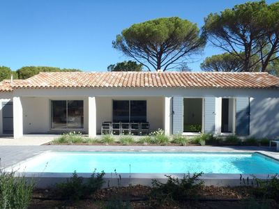 Vidauban house rental - Holiday Home Exterior [summer]