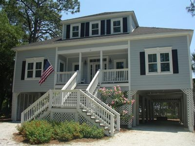 Harbor Island House Rental  3 King Master Suites W private Baths