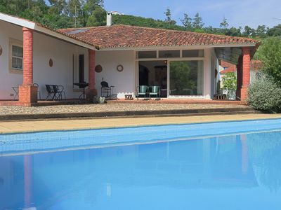 Detached country house with private pool in Rio Maior