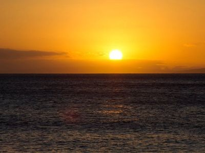 Another great Maui sunset!