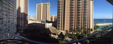 View from unit lanai