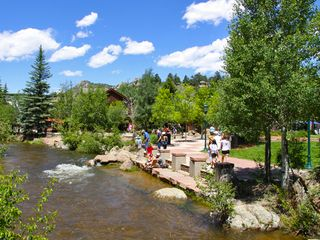 Estes Park condo photo - Fall River and Riverwalk