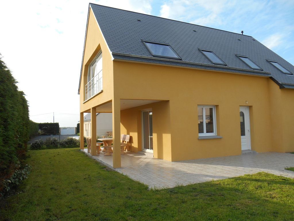 Holiday house, 158 square meters
