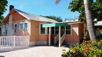 2 bedroom cottage right on the beach