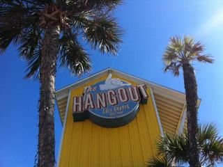 Gulf Shores condo photo - The Hangout Restaurant - Family Friendly Seafood Restaurant