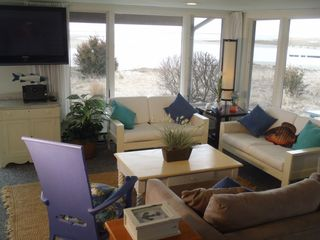 Chatham condo photo - Nantucket Sound from the living room