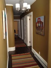 Portland apartment photo - Hallway