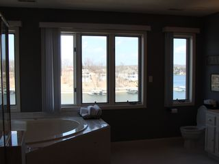 Sunrise Beach house photo - Upper Level- Master Bathroom