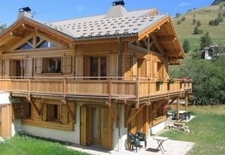 Holiday house, 160 square meters