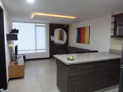 Good Location, Security, Comfort, WIFI - TV CABLE - Free Parking, Gymnasium