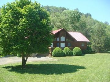 Hayesville house rental - Front of house