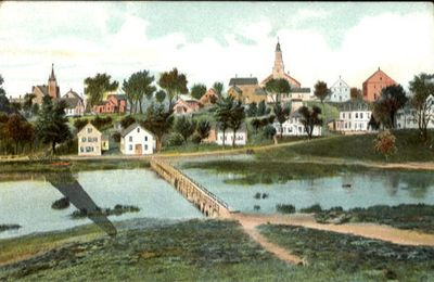 Late 1800s—Duck Creeke /Uncle Tim's Bridge /Our Home /'Congo' Church