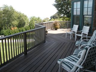 Portsmouth house photo - Wide Open Deck