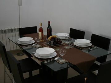 La Torre Golf Resort apartment rental - Internal dining for 6