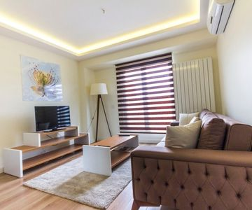 Furnished One Bedroom Stylish Apartment In Eyup