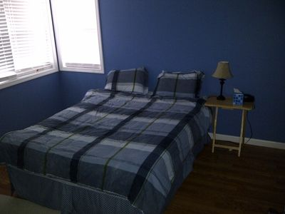 queen bed in 3rd badroom. sleeps 2
