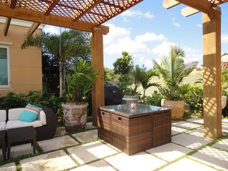 Vieques Island villa photo - Grill, Dine or Relax on the patio
