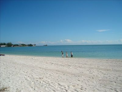 "The White Sands of ""Sombrero Beach"""