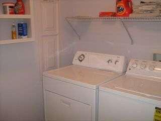 Wildwood condo photo - Laundry room