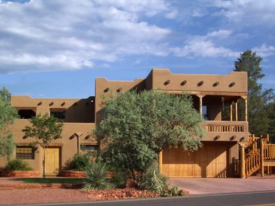 Sedona studio rental - Our Home