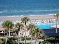 6/11-18 discounted Beautiful oceanview condo at Castle Reef in New Smyrna beach.