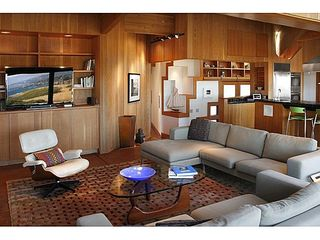 Sea Ranch house photo - The Living Room.