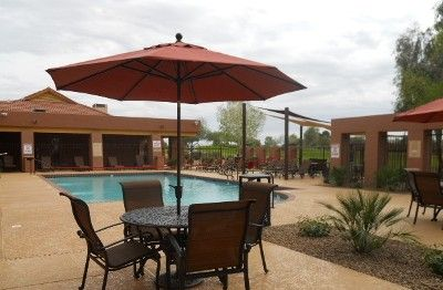 Queen Creek house rental - Clubhouse pool