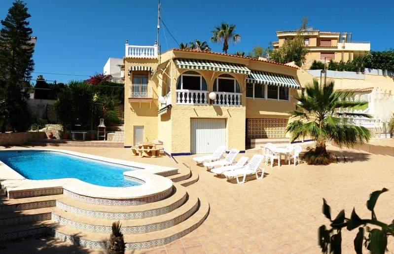 Accommodation el campello spain 32 apartments 42 for Camping el jardin campello
