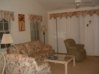 Pawleys Island condo photo - Living room