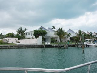 Treasure Cay condo photo - Arriving by boat. Upper condo units are usually vacant late spring,summer