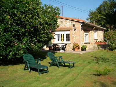 CHARMING HOUSE WITH PRIVATE GARDEN. PERFECT FOR TOURISTS AND FAMILIES. Beach